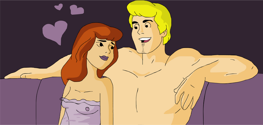 daphne and fred nude