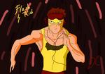 Kid Flash - Jogging