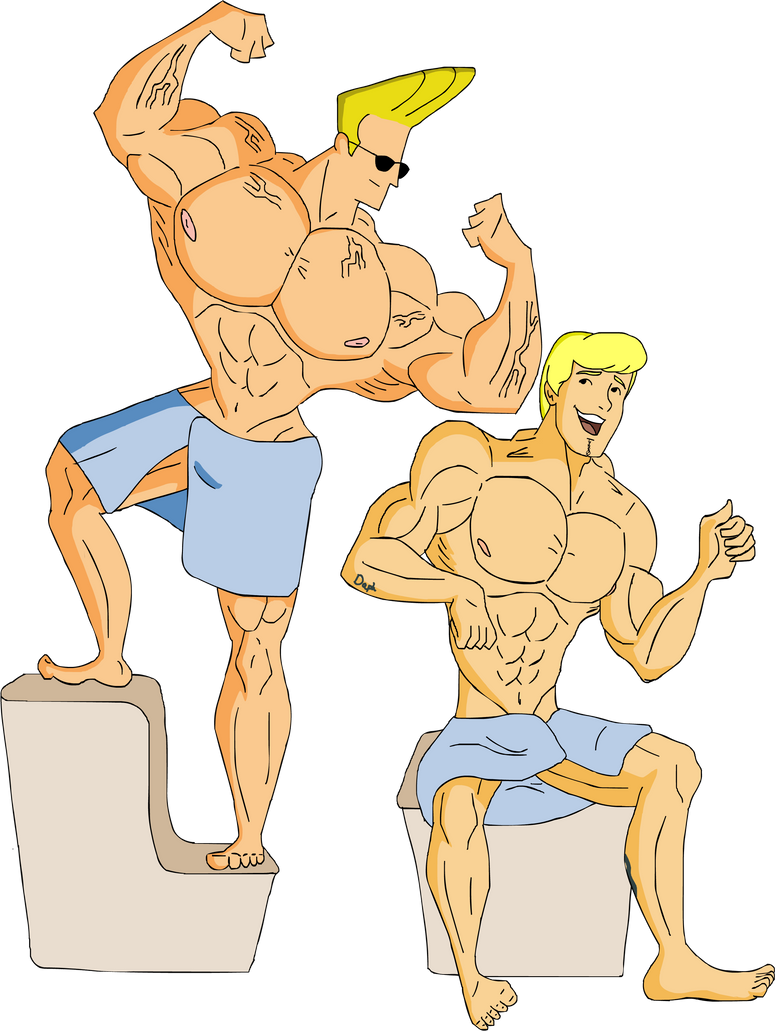 Fred and Johnny - Pump Up by Kim-Possible333