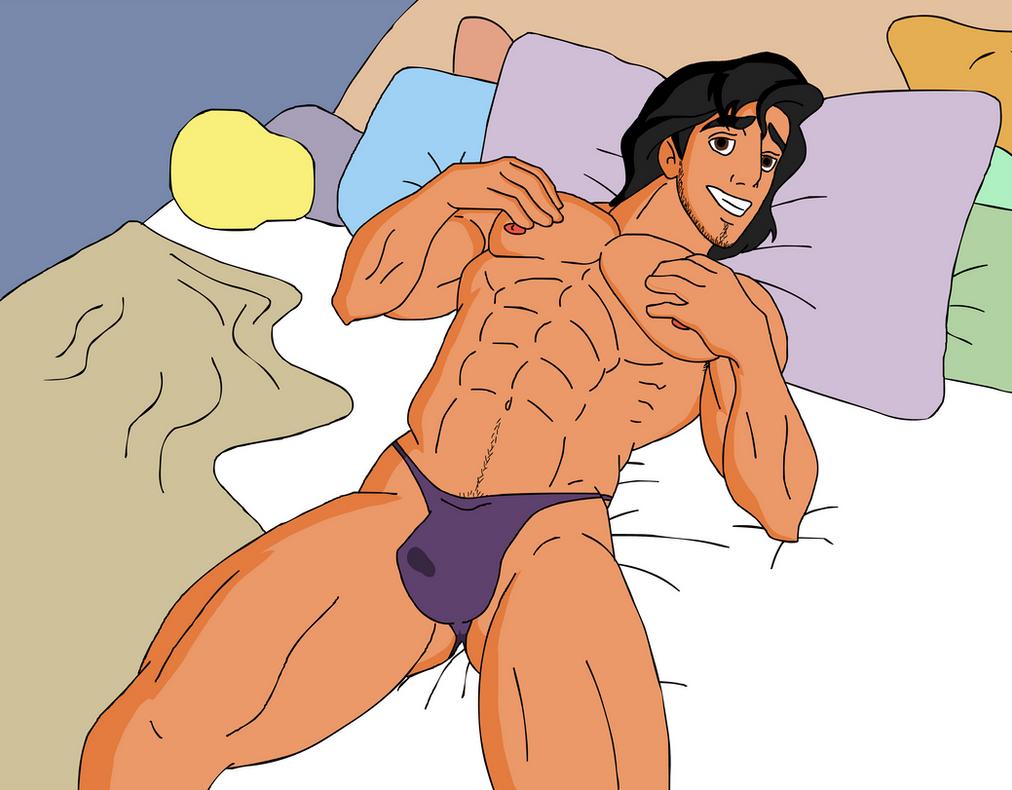 gay Hercules naked