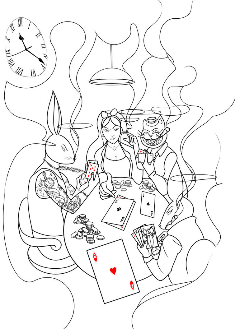 Alice in Pokerland by Paulis1tp