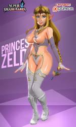 3D Zelda Its on Smashbabes!! by crisisbeat83