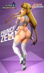 3D Zelda Its on Smashbabes II!! by crisisbeat83