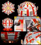 Terran Empire Navy Destroyer