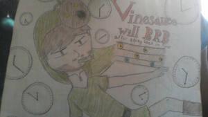 Vinny Majora's Mask BRB by YumiTsukiyoru