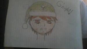 Vinny: G'night! by YumiTsukiyoru