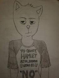 To Quote Hamlet: No. - Burgerpants by YumiTsukiyoru