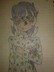 Sleepy Time - Yumi Kizui by YumiTsukiyoru