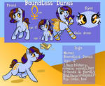 Boundless Dunes complete reference sheet