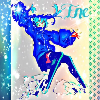 Ene: Cyber Girl by Dragonoisus