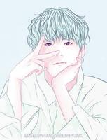 Min Yoongi : BTS by SuweetoHaato