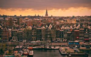 pink Amsterdam by kio0o