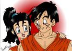 Yamcha and Riku