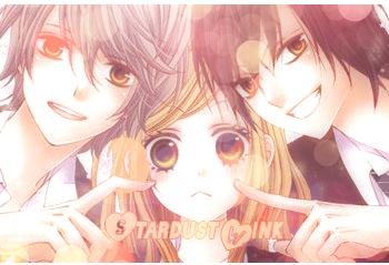 Stardust Wink by AliceShionji