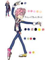 Pink Pearl (Randy March) by Anime-is-my-drug-666
