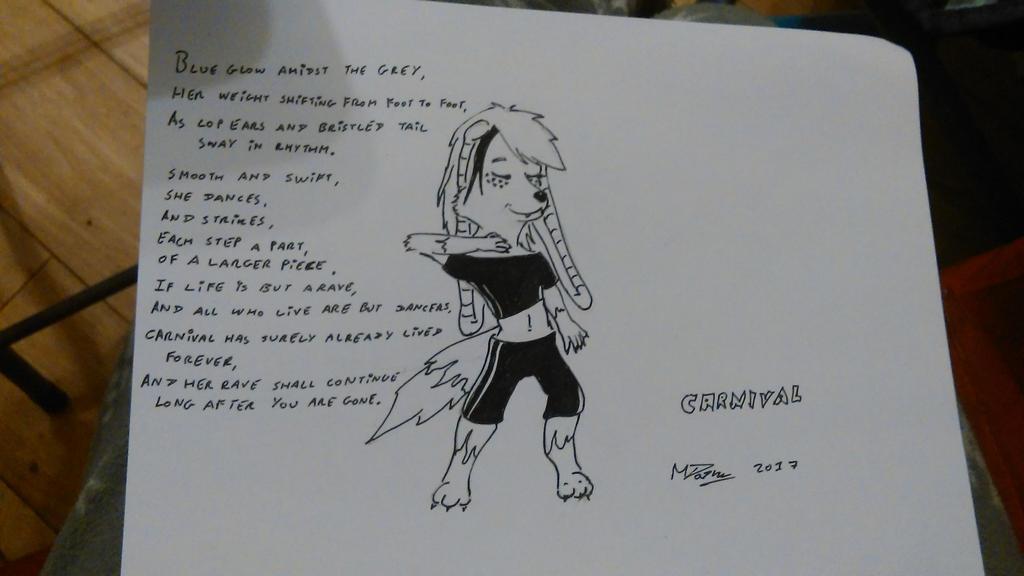 Carnival Doodle by mattdoylemedia