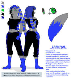 Carnival (Reference Sheet)