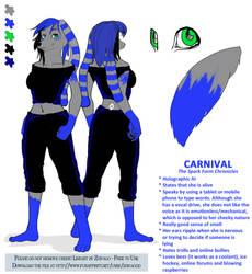 Carnival (Reference Sheet) by mattdoylemedia