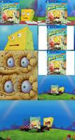 SpongeBob needs Rehydrated