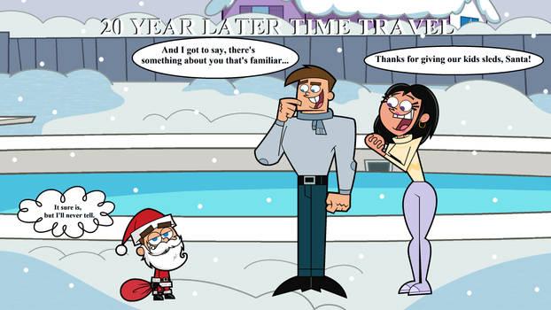 Filling in for Santa #3