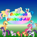 Bronies United All by BSMWolf