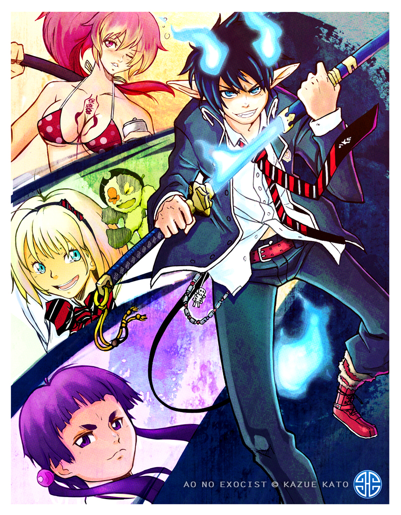 Watch Ao No Exorcist online | Watch Anime Online
