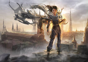 Mistborn by soyabeansoldier