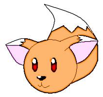 original mini fox avatar by hanakitsunechan7