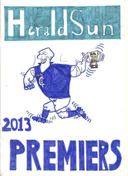 Carlton Football club as premiers? I wish.