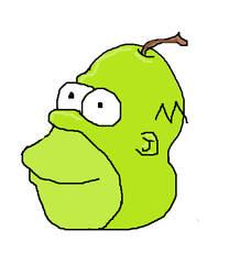 Homer pear