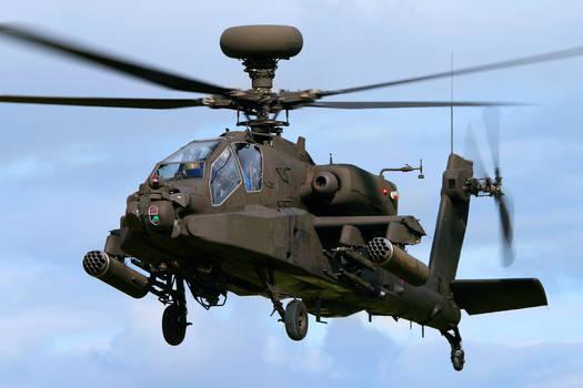 Westland WAH-64D Apache AH1