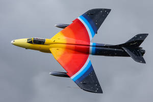 Hawker Hunter Mk.58A by Daniel-Wales-Images