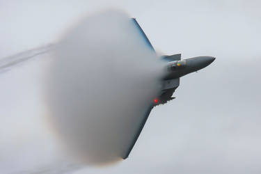 McDonnell Douglas F-15E Strike Eagle by Daniel-Wales-Images