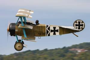 Fokker DR1 by Daniel-Wales-Images