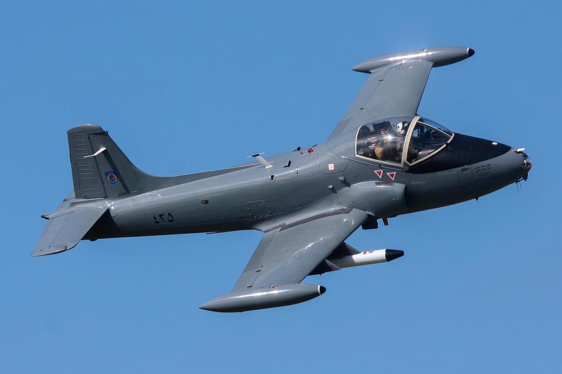 BAC Strikemaster Mk.82A by Daniel-Wales-Images
