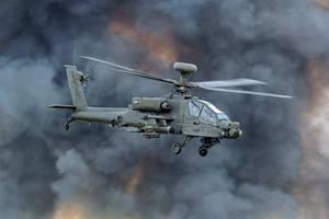 Westland WAH-64D Apache AH.1 by Daniel-Wales-Images
