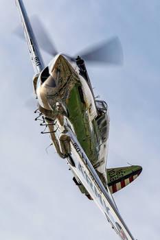 Curtiss P-40C Warhawk
