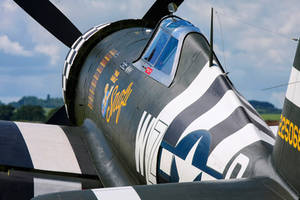 Curtiss-Wright P-47G Thunderbolt by Daniel-Wales-Images