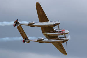 Lockheed P-38L Lightning by Daniel-Wales-Images