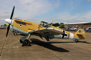 Hispano HA-1112 M1L Buchon by Daniel-Wales-Images