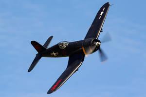 Chance Vought F4U-5 Corsair by Daniel-Wales-Images