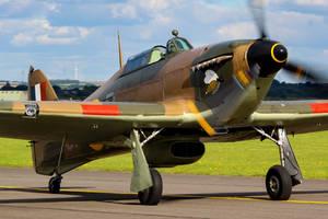 Hawker Hurricane Mk.IIc by Daniel-Wales-Images