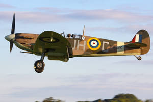 Supermarine Spitfire LF.Vb by Daniel-Wales-Images