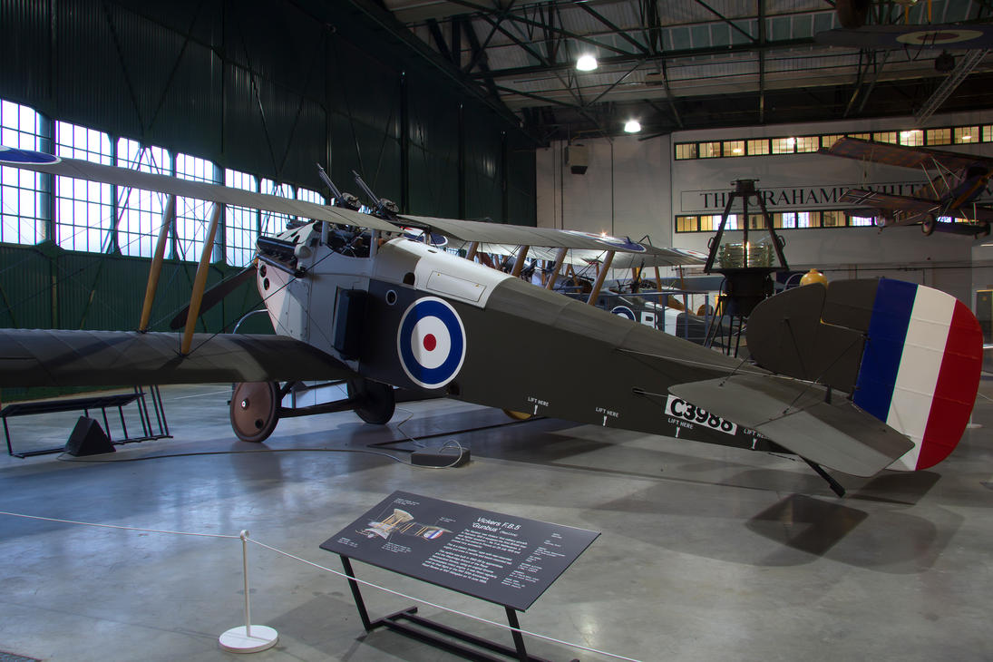 Sopwith 5F.1 Dolphin by Daniel-Wales-Images
