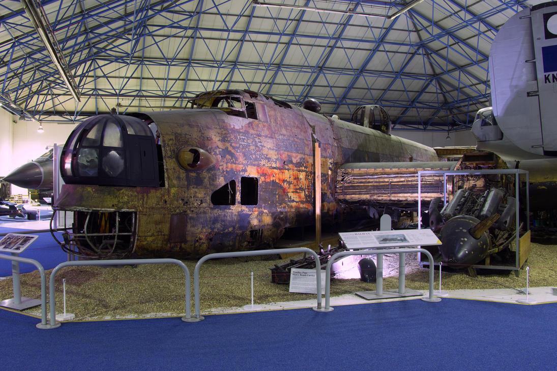 Handley Page Halifax Mk.II by Daniel-Wales-Images