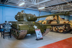 M26 Pershing by Daniel-Wales-Images