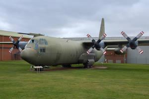 Lockheed C-130K Hercules C.3 by Daniel-Wales-Images