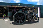 1919 McLaren 10nhp 14 ton Road Locomotive