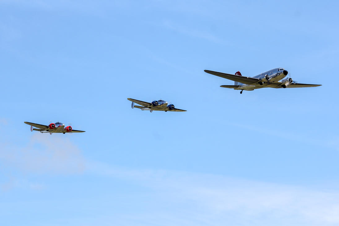 Classic Formation by Daniel-Wales-Images on DeviantArt