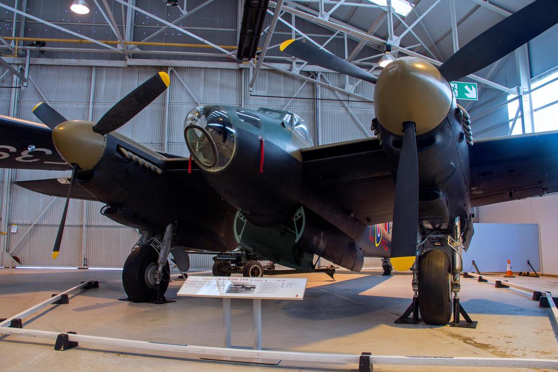 de Havilland Mosquito TT.35 by Daniel-Wales-Images
